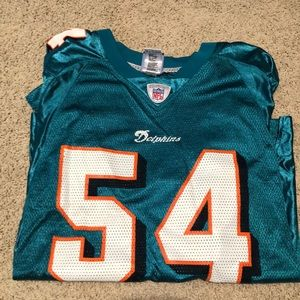 NFL Reebok Zach Thomas Jersey